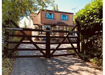 Thumbnail 3 bed semi-detached house for sale in Old London Road, Sevenoaks