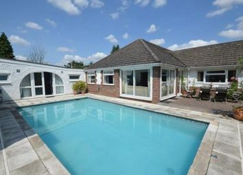 Thumbnail 5 bed detached bungalow for sale in Norwich Road, Wroxham, Norwich
