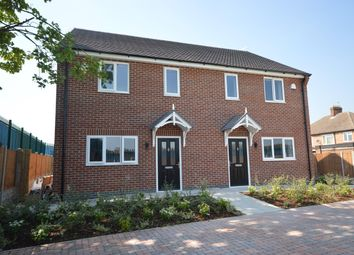 Thumbnail 3 bed semi-detached house for sale in Berkshire Road, Aylestone, Leicester