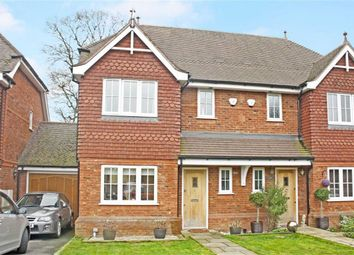 Thumbnail 4 bed semi-detached house for sale in Winbury Place, Maidenhead, Berkshire
