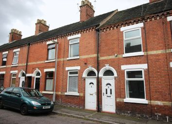 Thumbnail 2 bed terraced house for sale in Grove Street, Leek