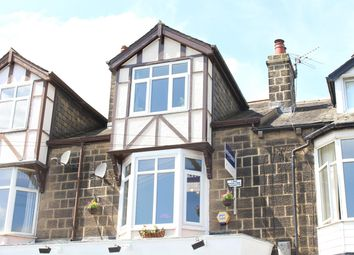 Thumbnail 2 bed maisonette to rent in Station Road, Burley In Wharfedale, Ilkley