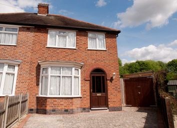Thumbnail 3 bed semi-detached house for sale in Westleigh Road, Glen Parva, Leicester