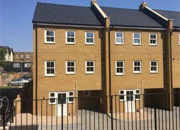 Thumbnail 4 bed town house for sale in Plot 2 Moorfields, Station Gate, Railway Street, Hertford, Hertfordshire