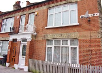 Thumbnail 2 bedroom end terrace house to rent in Brocklesby Road, London