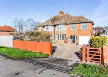 4 bed semi-detached house for sale in Aston Clinton Road, Weston Turville, Aylesbury HP22