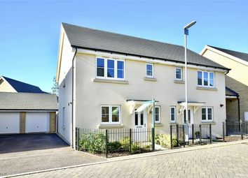 Thumbnail 3 bed semi-detached house for sale in Ash Tree Lane, St. Neots