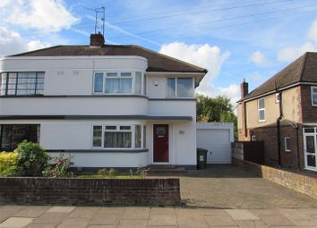 Thumbnail 3 bedroom semi-detached house for sale in Manton Drive, Luton