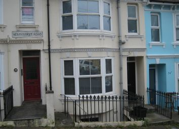 Thumbnail 1 bed flat for sale in Newmarket Road, Brighton