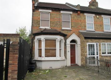 Thumbnail 2 bed end terrace house for sale in Walpole Road, London