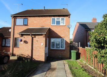 Thumbnail 2 bed town house for sale in Rangemore Street, Burton-On-Trent