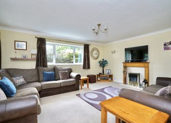 Thumbnail 4 bed detached house for sale in Honeydon Avenue, Eaton Socon, St. Neots