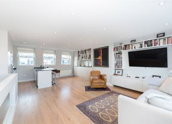 Thumbnail 3 bed flat for sale in Burlington Road, Fulham