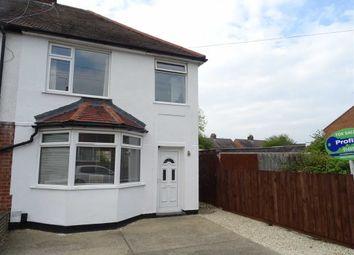 Thumbnail 3 bedroom semi-detached house for sale in John Nichols Street, Hinckley