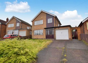 Thumbnail 3 bedroom detached house for sale in Whitby Crescent, Woodthorpe, Nottingham