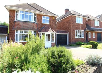 3 bed detached house for sale in Charlecote Drive, Wollaton, Nottingham NG8