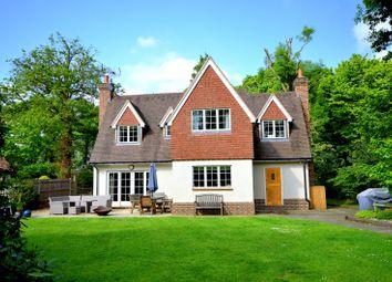 Thumbnail 3 bed detached house for sale in Horsham Road, Walliswood, Dorking
