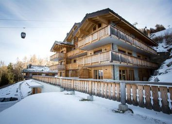 Thumbnail 2 bed apartment for sale in Ski-In/Ski-Out Apartment, Veysonnaz, Valais, Valais, Switzerland