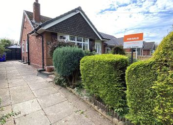 Thumbnail 2 bed semi-detached bungalow for sale in Edenhurst Avenue, Catchems Corner, Stoke-On-Trent, Staffordshire