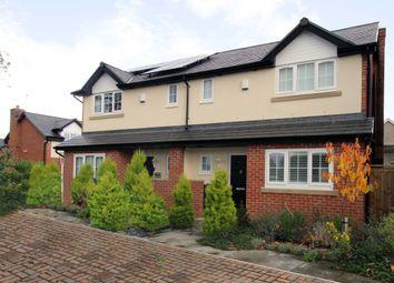 3 bed semi-detached house for sale in Chorlton Lane, Cuddington, Malpas SY14