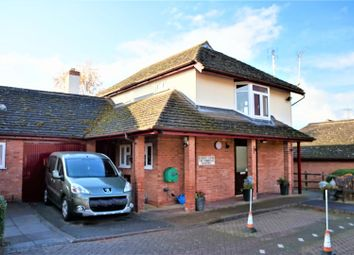 Thumbnail 2 bed flat for sale in Wallis Close, Thurcaston, Leicester
