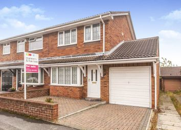 Thumbnail 3 bed semi-detached house for sale in Pikeston Close, Hartlepool