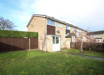 Thumbnail 3 bedroom end terrace house for sale in Larkspur Close, Red Lodge