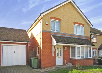 Thumbnail 4 bedroom detached house for sale in Ellis Close, Hoddesdon