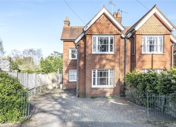 Thumbnail 2 bedroom semi-detached house for sale in Ducks Hill Road, Northwood, Middlesex