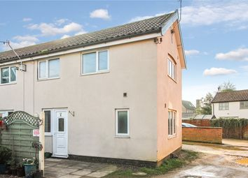 Thumbnail 2 bedroom semi-detached house to rent in The Drift, Attleborough, Norfolk