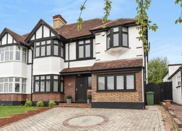 Thumbnail 4 bed semi-detached house for sale in Village Way, Beckenham