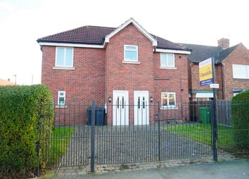 Thumbnail 2 bed flat for sale in Cornlands Road, York