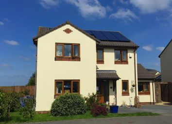 Thumbnail 4 bedroom detached house for sale in Beech Road, Stibb Cross, Torrington