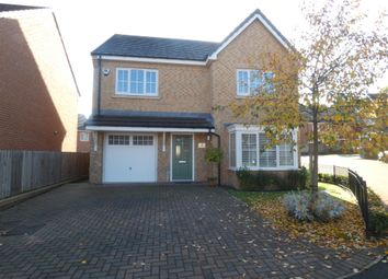Thumbnail 4 bed detached house for sale in Jackson Close, Seaton Delaval, Tyne & Wear