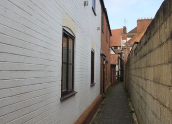 Thumbnail 1 bed flat to rent in Old Post Office Alley, Tewkesbury