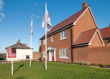 Thumbnail 4 bed detached house for sale in Plot 5 Four Gun Field, Rainham, Kent