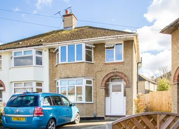 Thumbnail 3 bed semi-detached house to rent in Colterne Close, Headington, Oxford