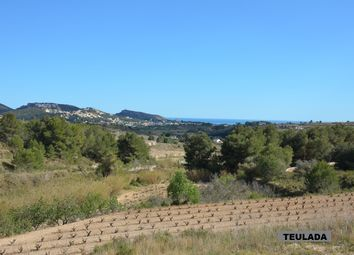 Thumbnail Land for sale in Moraira, 03724, Spain