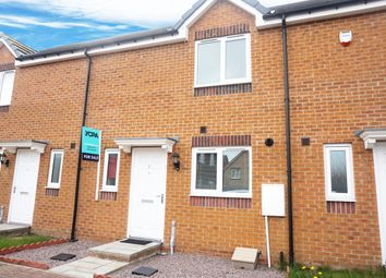 Thumbnail 2 bed terraced house for sale in Viscount Close, Stanley
