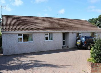 Thumbnail 4 bed detached bungalow for sale in Bethel Road, Boscoppa, St. Austell