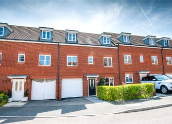 Thumbnail 4 bed terraced house for sale in Headstock Rise, Hoo, Kent