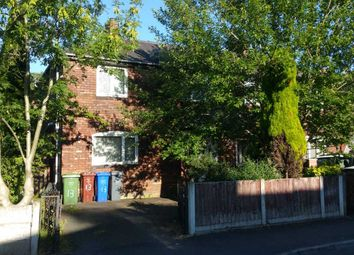 Thumbnail 3 bed semi-detached house to rent in Ivylea Road, Burnage, Manchester