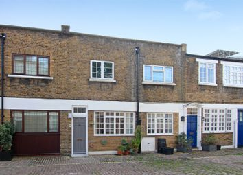 Thumbnail 3 bed mews house to rent in Northwick Close, St Johns Wood
