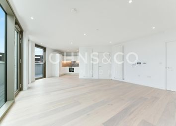 Thumbnail 4 bedroom flat for sale in Compass House, Royal Wharf, London