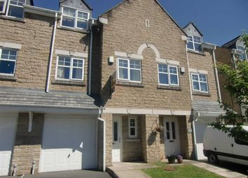 Thumbnail 4 bed town house to rent in Musbury Mews, Helmshore, Lancashire