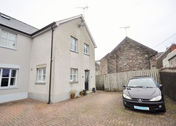 Thumbnail 3 bed semi-detached house for sale in Myrtle, 4 Newbridge Court, Newbridge Road, Laugharne