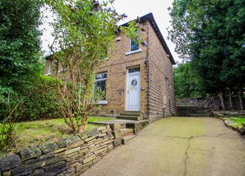 Thumbnail 2 bed semi-detached house to rent in Park Road, Cowlersley, Huddersfield