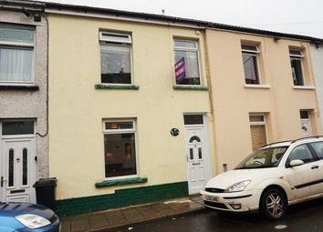 Thumbnail 3 bedroom terraced house for sale in Thomas Street, Aberfan, Merthyr Tydfil