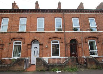 Thumbnail 3 bedroom terraced house to rent in Parkmount Street, Belfast