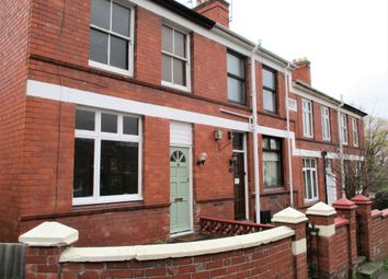 Thumbnail 3 bed terraced house to rent in New Hall Road, Telford, Shropshire